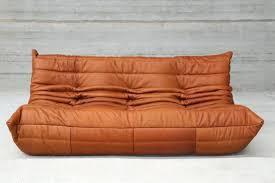 vieux canapé canape cuir cognac salon cuir brun alacgant vieux canape cuir