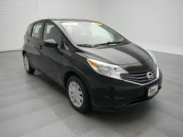 grey nissan versa hatchback pre owned 2016 nissan versa note sv hatchback cicero w31599