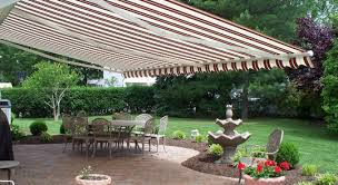 Side Awnings For Patios Patio Retractable Awnings Davenport Iowa Quad Cities