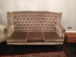Chesterfield Sofa Price by Vintage High Back Chesterfield Sofa In Morley West Yorkshire