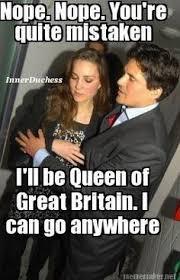 Kate Middleton Meme - the inner duchess of kate middleton old commoner habits die hard