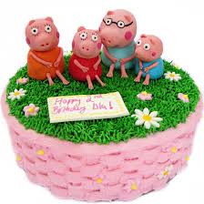 peppa pig cake ideas peppa pig cake it s baked by bean