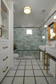 Yellow And Gray Bathrooms - rooms viewer hgtv
