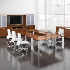 Krug Conference Table Office Furniture Corporate Interior Systems V2 Tables