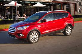 ford escape suv 2018 2019 car release specs reviews