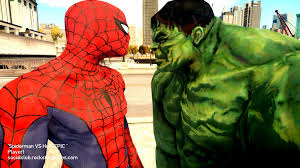 spiderman hulk black spider man
