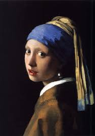 painting girl with a pearl earring paintings mentioned in girl with a pearl earring bookclub tdb