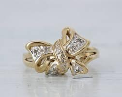 gold promise rings promise rings etsy