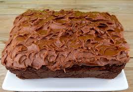 paleo dark chocolate avocado cake with blueberries u2013 jane u0027s