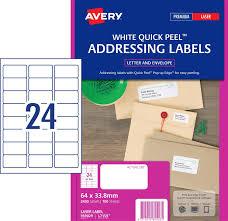address labels with quick peel 959029 avery australia