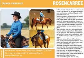 Plz Bad Salzuflen Rosencarree Vivien Plep Plz 14547 U2022 Westernhorse Com