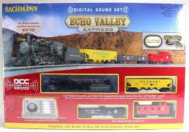 bachmann trains echo valley express ho scale ready to run