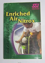 enriched air nitrox manual by scuba schools international 2004