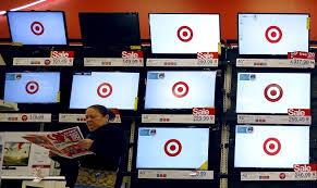 target earning on black friday target beats walmart in e commerce business insider