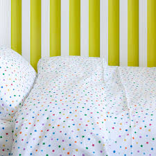 Toy Story Cot Bed Duvet Set Multicolour Star Toddler Cot Bed Duvet Set By Lulu And Nat