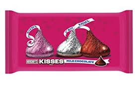 hershey s kisses s milk chocolate 11 ounce