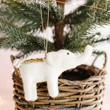 conrad elephant ornament