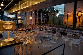 Las Vegas Restaurants With Private Dining Rooms The Hottest New Outdoor Dining Spots In Las Vegas