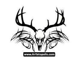 tribal deer tattoos tattoo collections