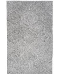 Trellis Rugs Deal Alert Rizzy Home Brindleton Grey Wool Hand Tufted Area Rug