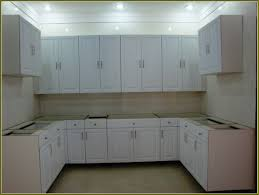 Door Styles For Kitchen Cabinets Kitchen Attractive Flat Panel Cabinet Door Styles With Brown Oak