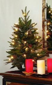 Fully Decorated Artificial Christmas Trees Georgeous Decorated Tabletop Christmas Trees For Home Ideas