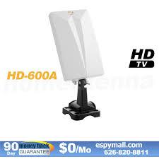 Hd Antenna Map Strong Indoor Outdoor Hdtv Antenna Lava Hd 600a Indoor Hdtv