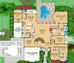floor plans for mansions mini mansion 36105tx architectural designs house plans