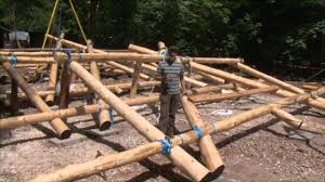 future how to build a timber frame house step by step youtube