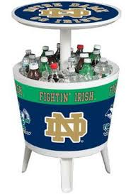 notre dame fighting football print nd of notre