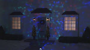 Christmas Projector Light by Gemmy Lightshow Multi Color Led Kaleidoscope Projector Christmas
