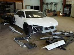 damaged audi for sale salvage audi r8 cars for sale and auction