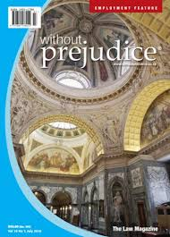 without prejudice latest issue