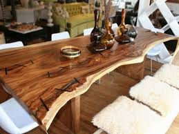 Natural Wood Furniture by Custom Exotic Wood Furniture Trellischicago