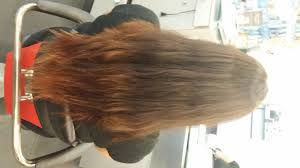 So Cap Hair Extensions Before And After by The Ponytail Technique The Secret To A Faster Ombre Hair Color