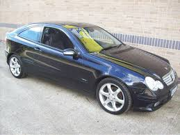 used mercedes coupe used 2005 mercedes coupe class c220 cdi sport diesel for sale