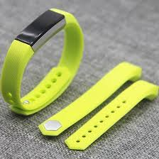 silicone bracelet watches images Newest wrist wearables silicone straps band for fitbit alta watch jpg