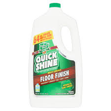 How To Remove Mop And Glo From Laminate Floors Quick Shine Floor Finish 64 Floz Walmart Com