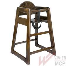 chaise bebe en bois chaise haute pour enfant sans plateau chaise haute