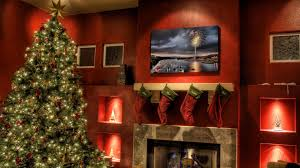 holiday fireplace screensaver best holiday 2017