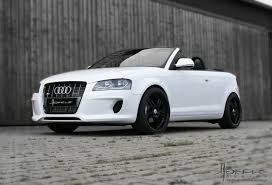 audi modified audi a3 cabriolet modified by hofele