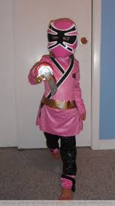 Pink Ranger Halloween Costume Mommy 2012 Halloween Costume Pink Power Ranger