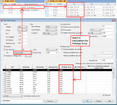 Conduit Fill Table Autocad Electrical User U0027s Guide Electrical Standards Database File