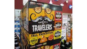 travelers beer images Beer packaging celebrates octoberfest with colorful diversity jpg