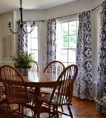 Knock Off No Sew Dining Creative Diy Curtains Ideas Everyone Can Make