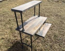 rustic reclaimed furniture all from 80 aged barns by berusticco
