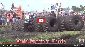 monster trucks racing in mud the muddy news mega 8 wheel monster jeep in the bounty hole