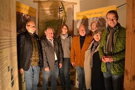 Das Haus Im Haus Bürgermeister Ingenthron Besucht Ausstellung Im Haus Zum