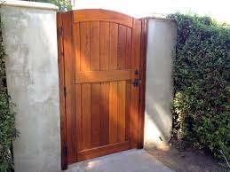 Gate For Backyard Fence Wood Gates Sederra Gate Products