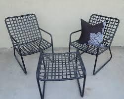 Vintage Metal Patio Furniture - vintage metal outdoor furniture